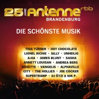 25 Jahre Antenne Brandenburg- Die schönste Musik CD