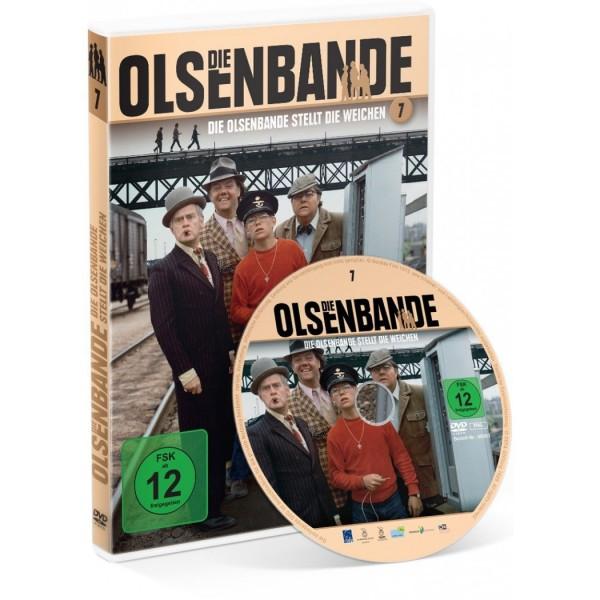 Die Olsenbande 7 (DVD)