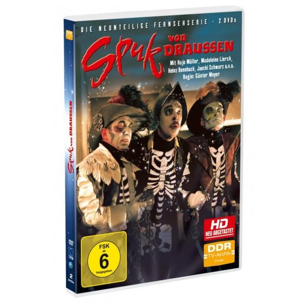 Spuk von Draussen (2er DVD-Box)