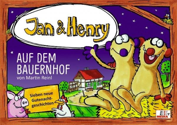 Jan & Henry Buch - Auf dem Bauernhof