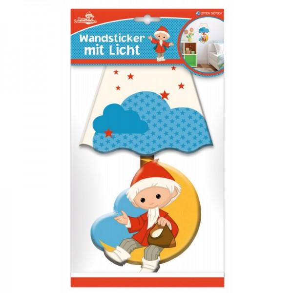 Unser Sandmännchen - Wandsticker mit Licht von Edition Trötsch