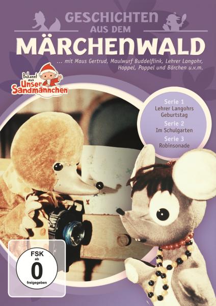 Geschichten aus dem Märchenwald DVD Vol. 7