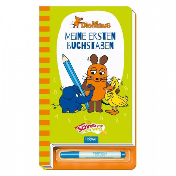 Die Maus - Meine ersten Buchstaben (Buch)