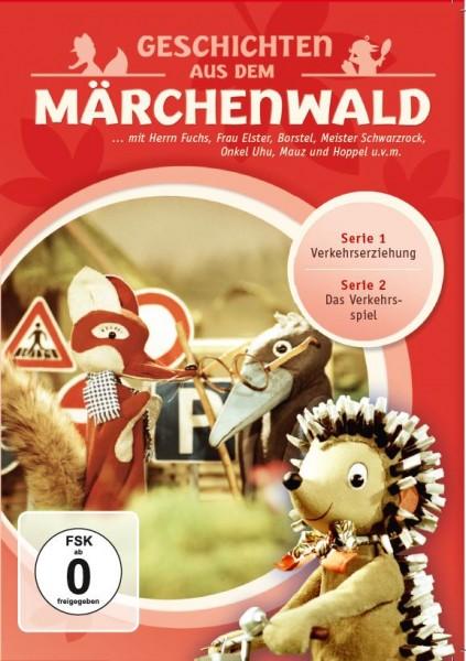 Geschichten aus dem Märchenwald DVD Vol. 4