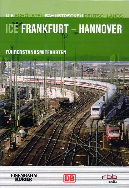 ICE Frankfurt nach Hannover Cover
