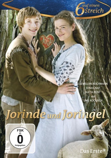Sechs auf einen Streich - Jorinde und Joringel (DVD)