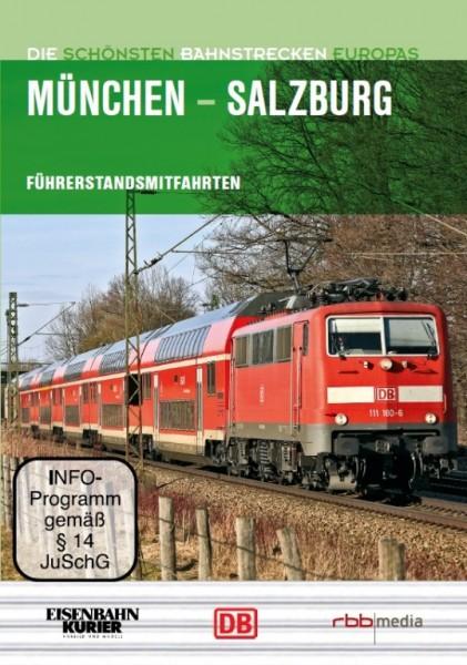 Von München nach Salzburg