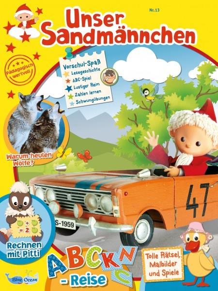 Unser Sandmännchen und seine Freunde - Magazin 13/18