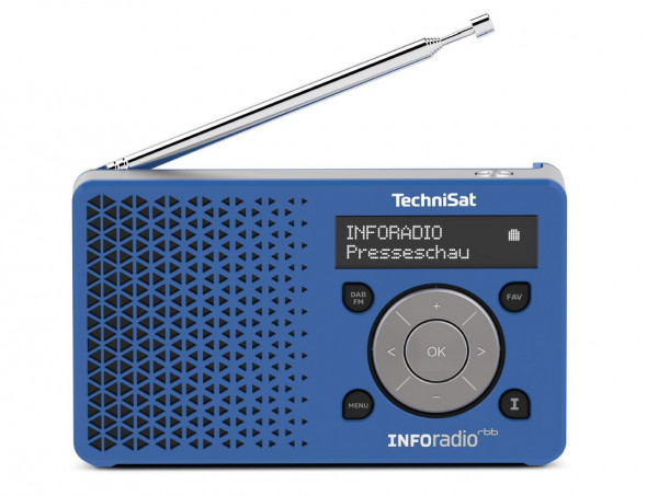 Inforadio Digitalradio von TechniSat