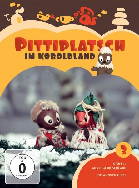Pittiplatsch im Koboldland Box 3 (2er DVD-Box)