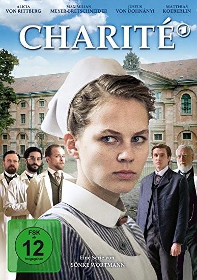 Charité 1. Staffel (DVD)