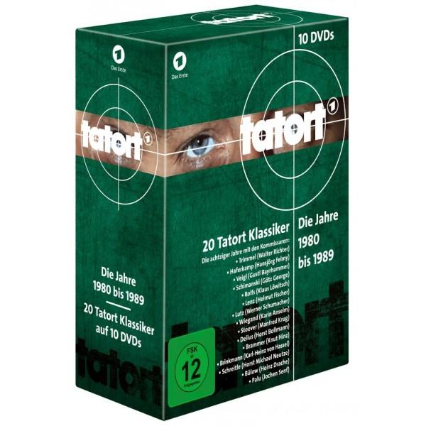 Tatort - 20 Tatort Klassiker (10er DVD-Box)