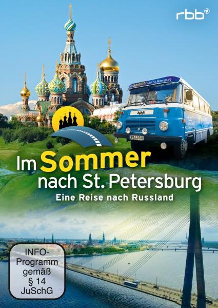 Im Sommer nach St. Petersburg - Eine Reise nach Russland (2 DVDs)
