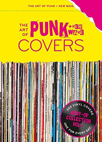 The Art of Punk + New-Wave Covers Tageskalender