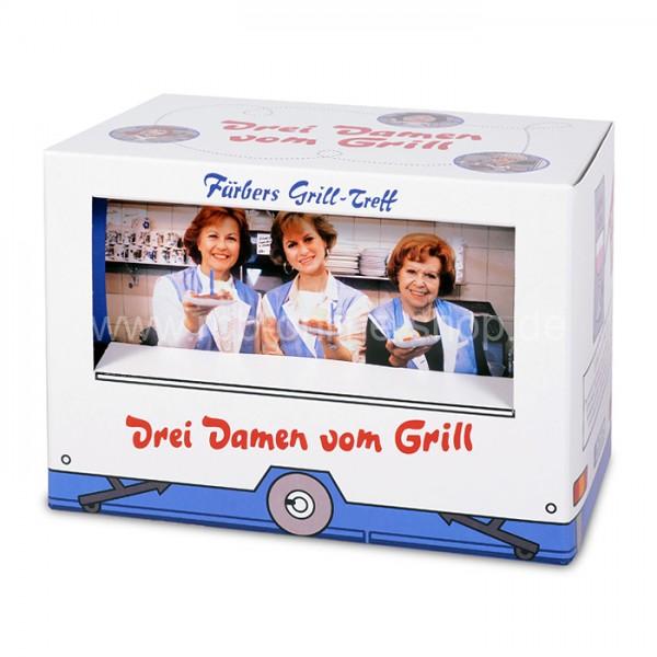 Drei Damen vom Grill - Alle Folgen - (20er DVD-Box)