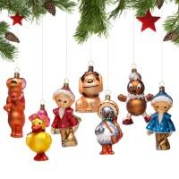 Weihnachtsschmuck-Paket von Käthe Wohlfahrt