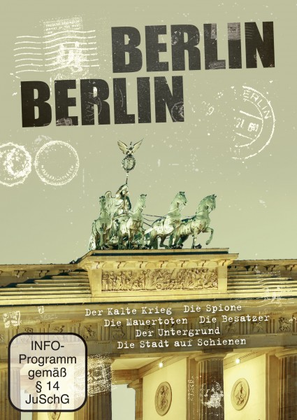 BERLIN BERLIN (2er DVD-Box)
