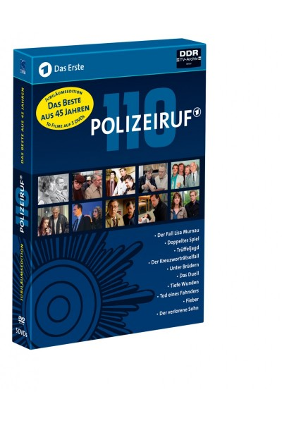 Polizeiruf 110 - Jubiläumsbox (5er DVD-Box)