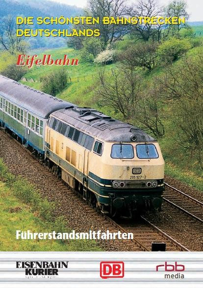 Die Eifelbahn DVD