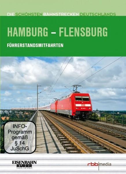 Von Hamburg nach Flensburg DVD