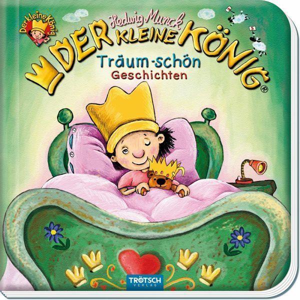Der kleine König - Träum schön (Buch)