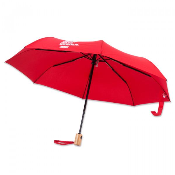 rbb Taschenregenschirm - Bloss nicht nass werden Ansicht Seite