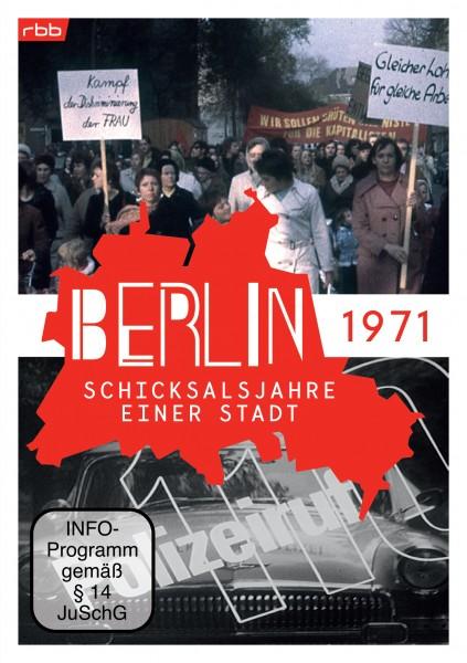 Berlin - Schicksalsjahre einer Stadt - 1971 (DVD)