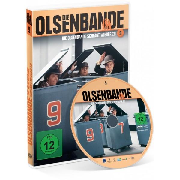 Die Olsenbande 9 (DVD)