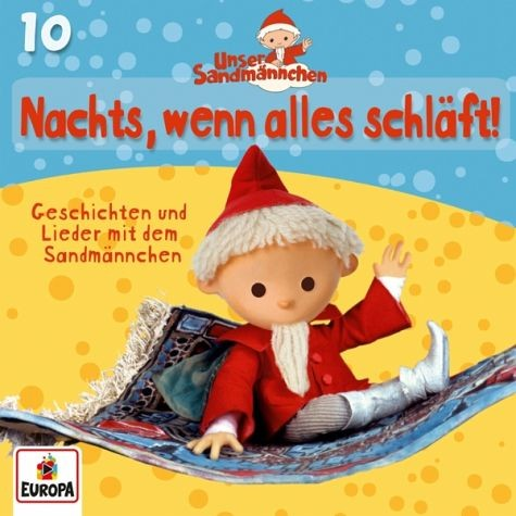 Unser Sandmännchen CD Vol. 10