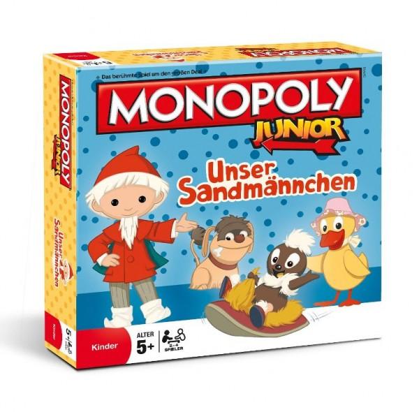 Unser Sandmännchen Monopoly Junior