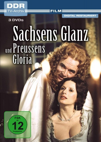 Sachsens Glanz und Preussens Gloria (3 DVDs)