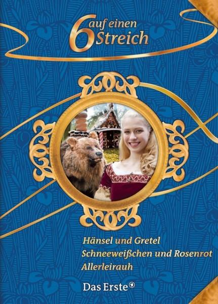 Sechs auf einen Streich Märchen Vol. 9 (3er DVD - Box)
