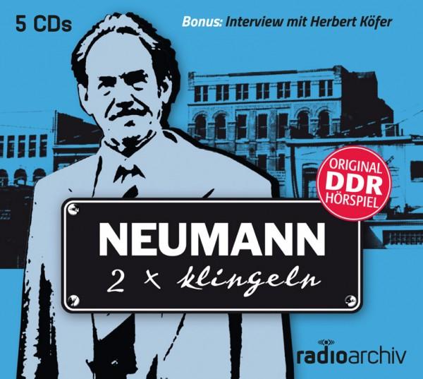 Neumann 2 x klingeln (5er CD-Box)