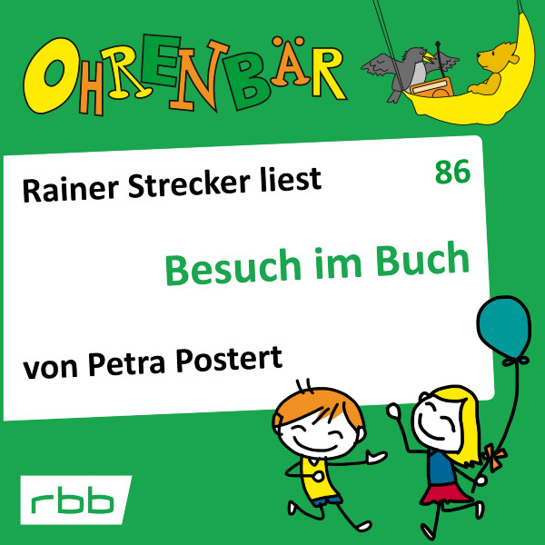 Ohrenbär Hörbuch (86) - Besuch im Buch - Download