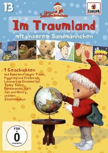 Unser Sandmännchen DVD Vol. 13