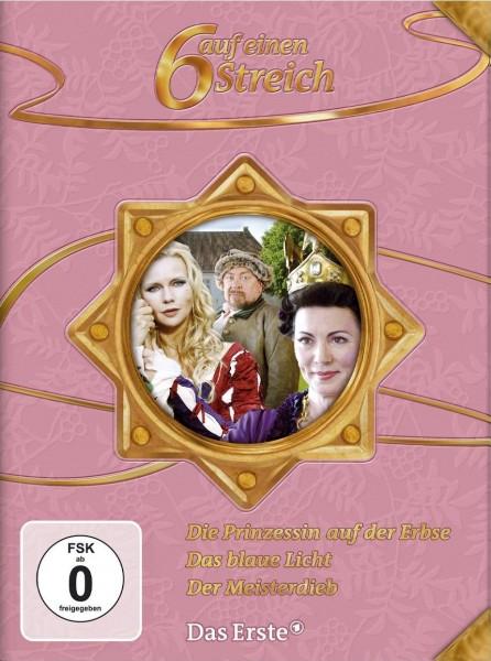 Sechs auf einen Streich Märchen Vol. 6 (3er DVD-Box)