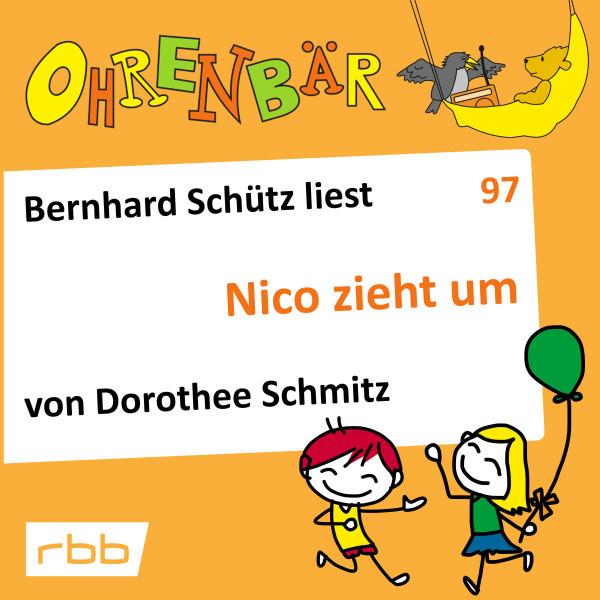 Ohrenbär Hörbuch (97) - Nico zieht um - Download