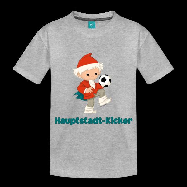 Sandmännchen Hauptstadt-Kicker Kinder Premium T-Shirt von Spreadshirt