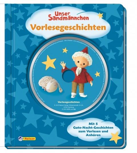 Unser Sandmännchen Vorlesegeschichten (Buch mit CD)