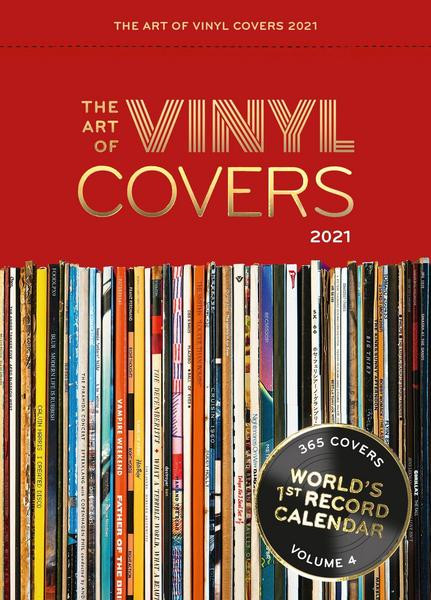 The Art of Vinyl Covers Kalender 2021