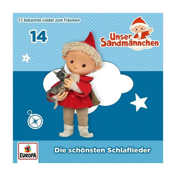 Unser Sandmännchen CD Vol. 14