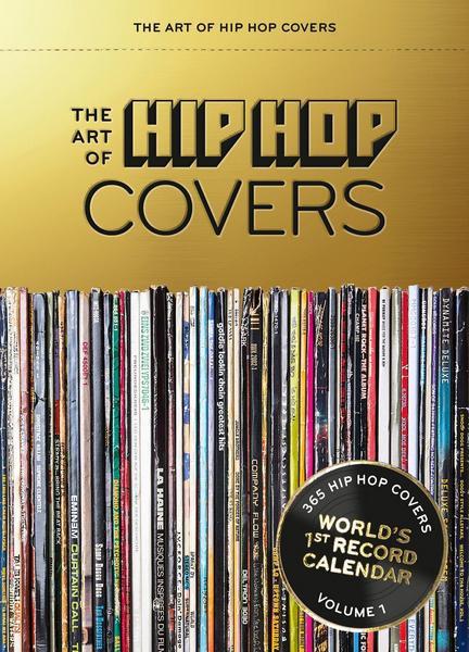 Kalender The Art Of Hip Hop Covers 2022