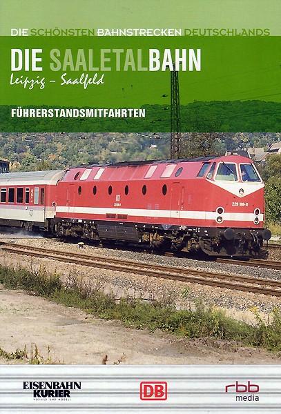 Die Saaletalbahn DVD