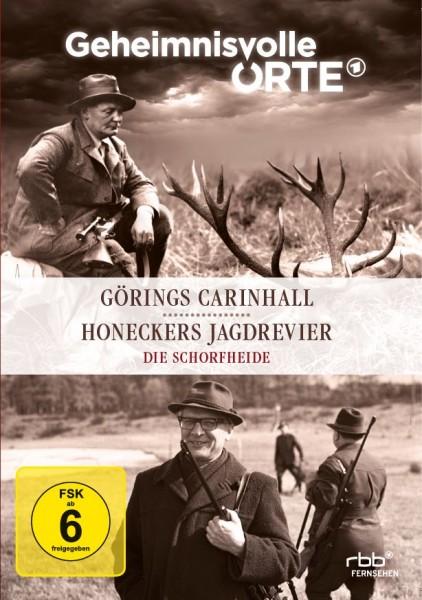Geheimnisvolle Orte – Die Schorfheide: Görings Carinhall und Honeckers Jagdrevier (Standard)