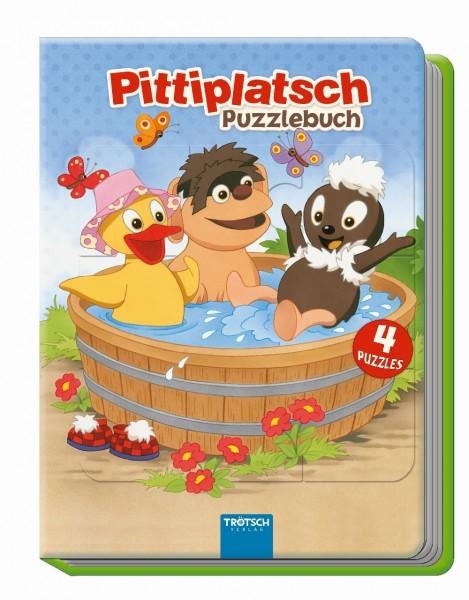 Pittiplatsch Puzzlebuch
