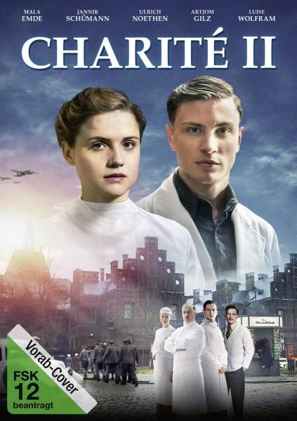 Charité 2. Staffel (DVD)