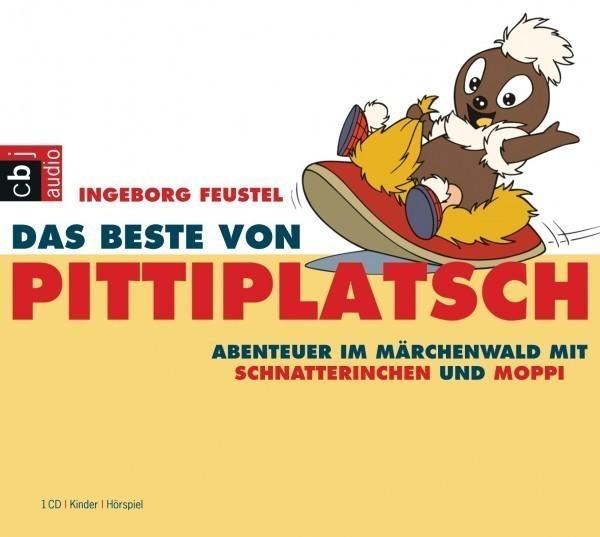 Pittiplatsch CD - Das Beste von Pittiplatsch (Hörspiel)
