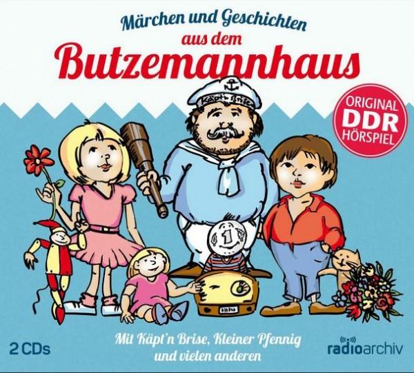 Märchen und Geschichten aus dem Butzemannhaus (2er-CD-Box)