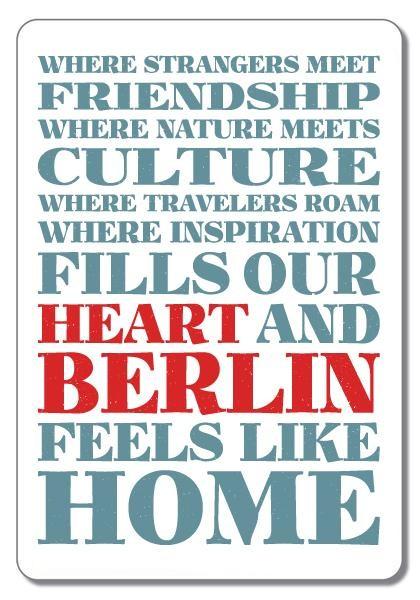 Magnet  Heart Berlin