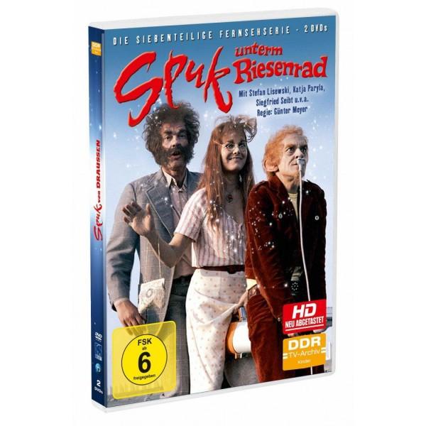 Spuk unterm Riesenrad (2er DVD-Box)